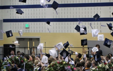 Class of 2014 Tosses Their Caps and Bids Goodbye to BAHS